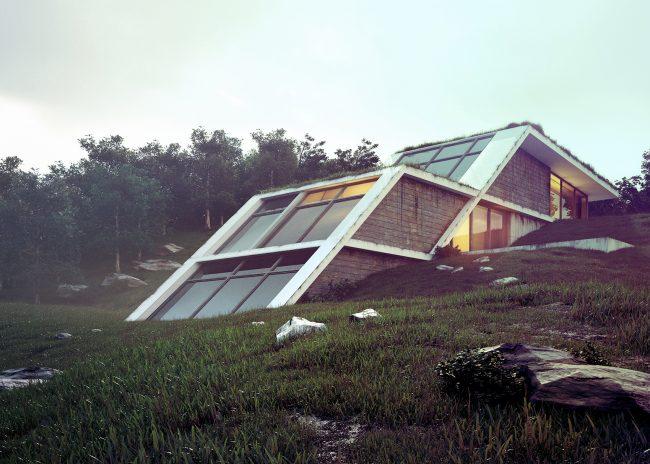 architectural visualizations